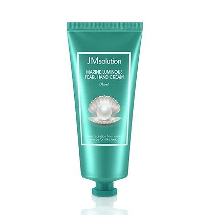 Крем для рук JM Solution Marine Luminous Pearl Hand Cream 100мл