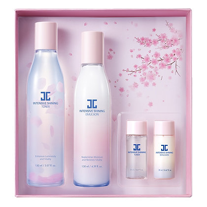 Набор JAYJUN Cosmetic Intensive Shining Skin Care Set (Тоник + Эмульсия)