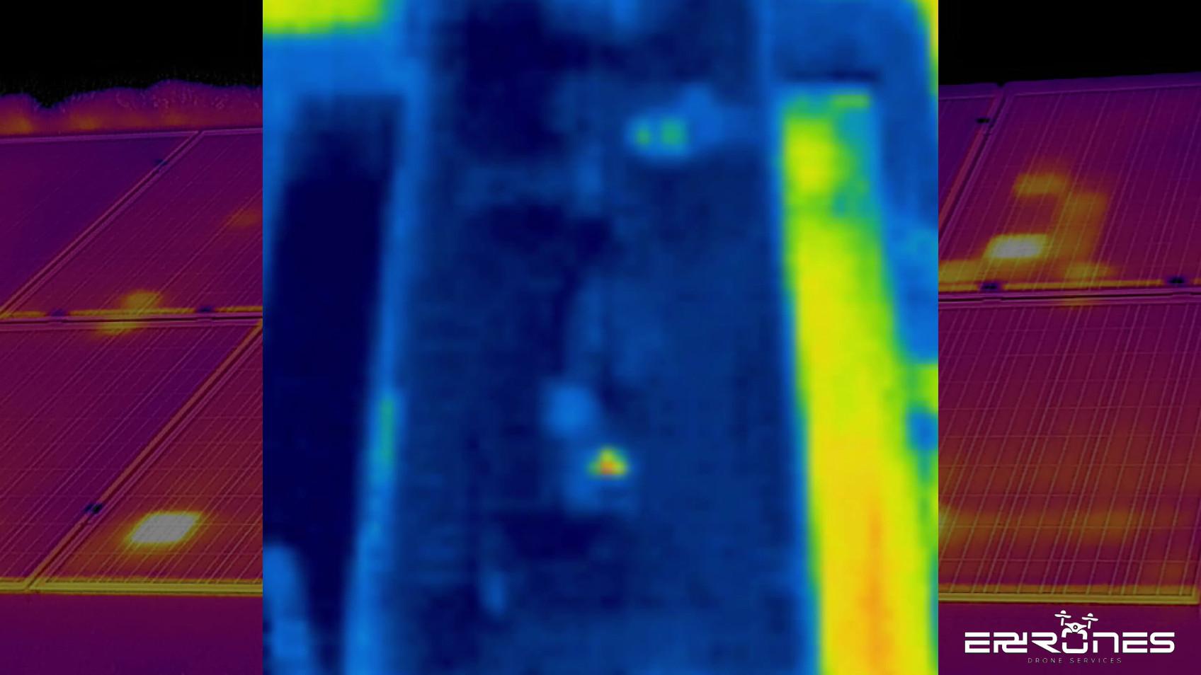 Inspecção termográfica