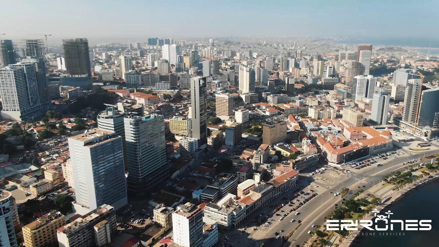 Marginal e Iha de Luanda