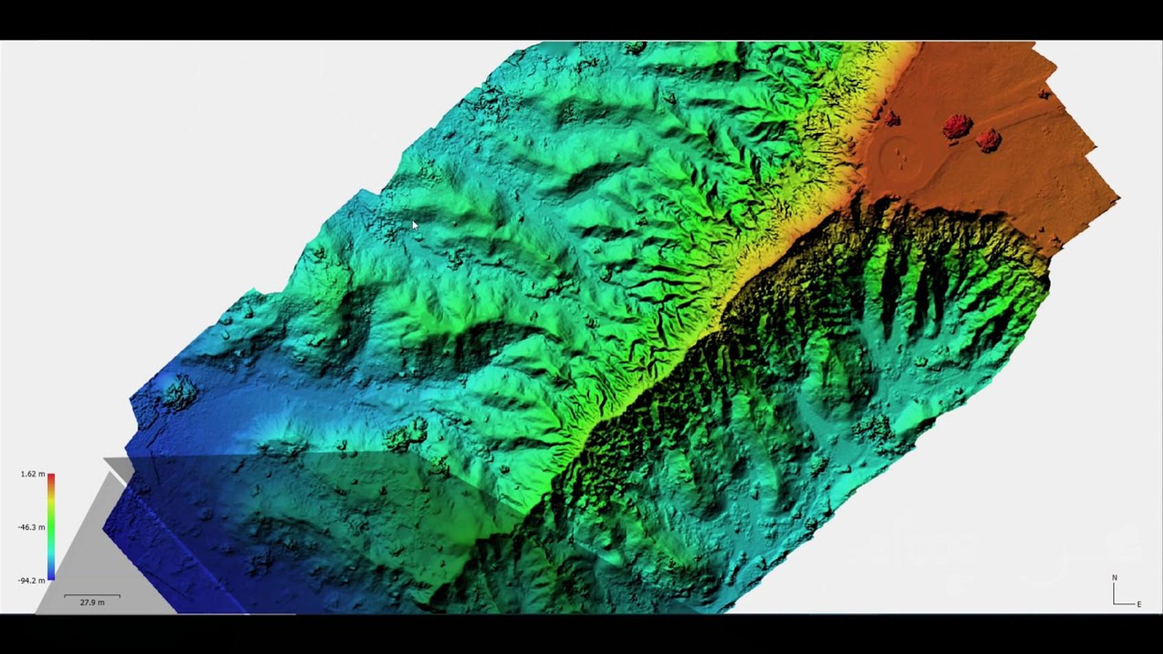 Mapeamento de terrenos