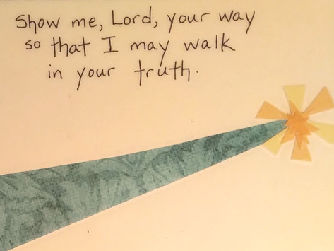 3rd Sunday of Advent (Ages 9-12): Confessing the Truth