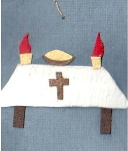 The Body and Blood of Christ (Ages 3-6): I AM the Living Bread