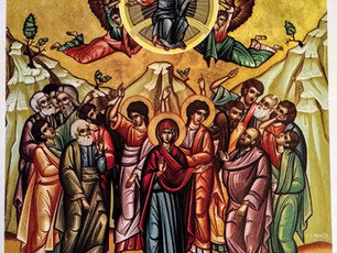Ascension Sunday (Ages 9-12): I With You Am