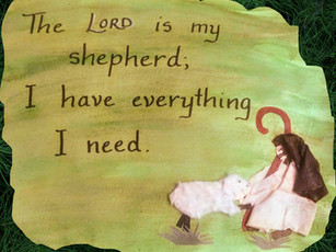16th Sunday of Ordinary Time (Ages 3-6): Everything They Need