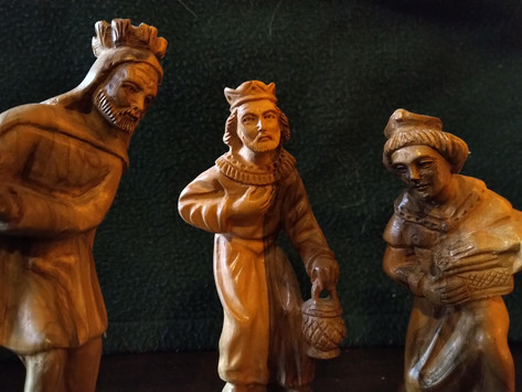 Epiphany of the Lord (Ages 6-9): Is this Epiphany?