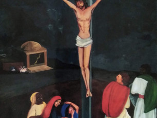 Passion (Palm) Sunday (Ages 9-12): The Prayer of Jesus