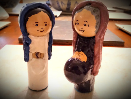 Assumption of Mary (Ages 3-6): Knowing and Joy