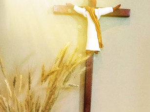 6th Sunday of Easter (Ages 6-9): The Spirit of Love
