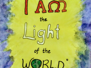 4th Sunday of Lent (Ages 3-6): Jesus is.