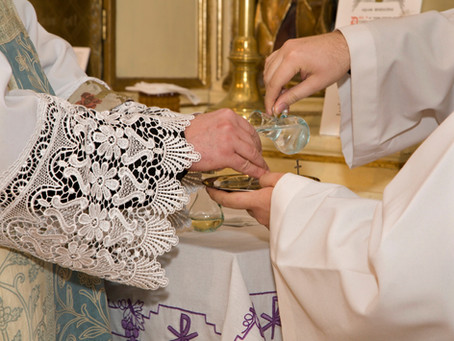 22nd Sunday of Ordinary Time (Ages 3-6): Holy Hands