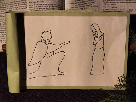 4th Sunday of Advent (Ages 6-9): Wait No Longer