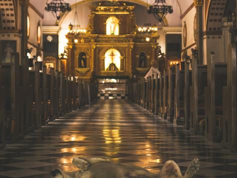 3rd Sunday of Lent (Ages 3-6): A Place Set Apart