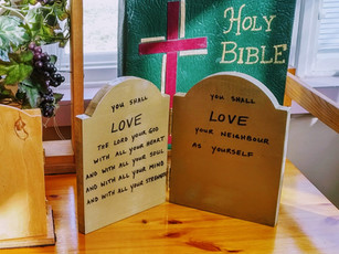 13th Sunday in Ordinary Time (Ages 6-9): The Right Order of Loving