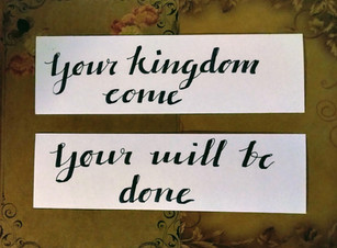 26th Sunday in Ordinary Time (Ages 6-9): Saying and Doing the Will