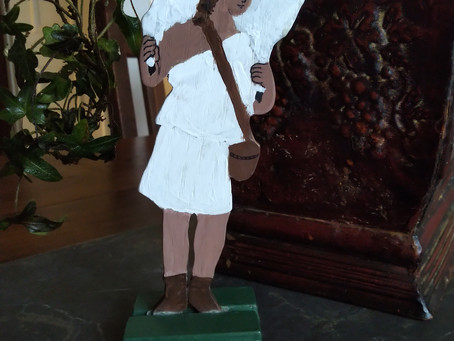 5th Sunday of Easter (Ages 3-6): Jesus' Family