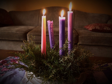 3rd Sunday of Advent (Ages 3-6): What then?