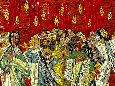 Pentecost (Ages 9-12): Each of Us