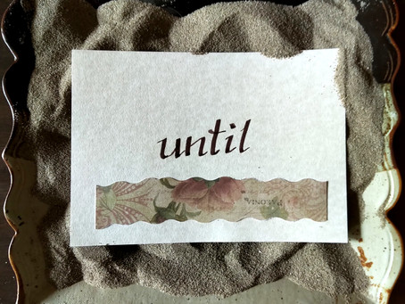 Passion (Palm) Sunday (Ages 6-9): The Promise of Until