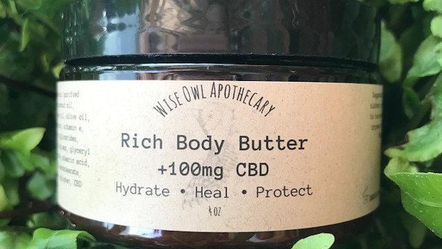 Rich Body Butter