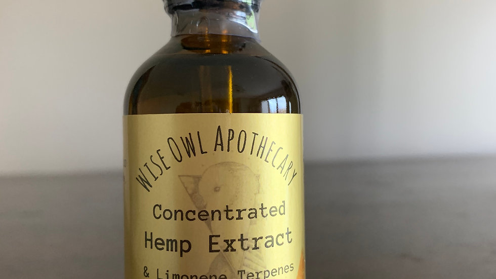 Concentrated Hemp Extract 1000 MG