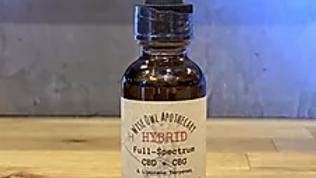 Hybrid CBD + CBG