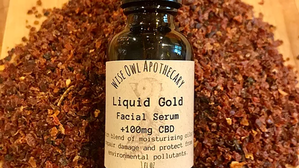 Liquid Gold Facial Serum