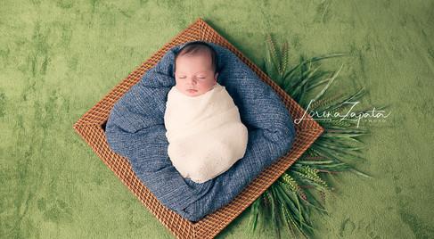Ensaio Recém-Nascido - Lorena Zapata Photo