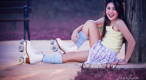 Ensaio Kids e Teen Externo - Lorena Zapata Photo