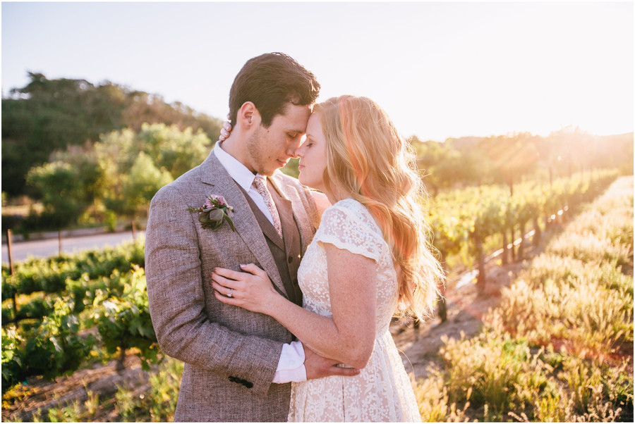 Mark + Lauren// Cass Winery