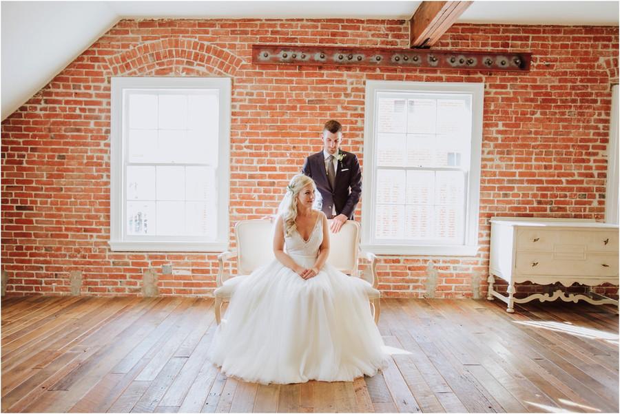 Estate on Second Wedding// Ben + Kate