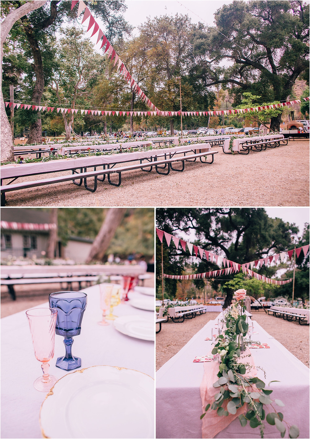 Ojai Wedding photographer Camp Comfort Ojai Wedding