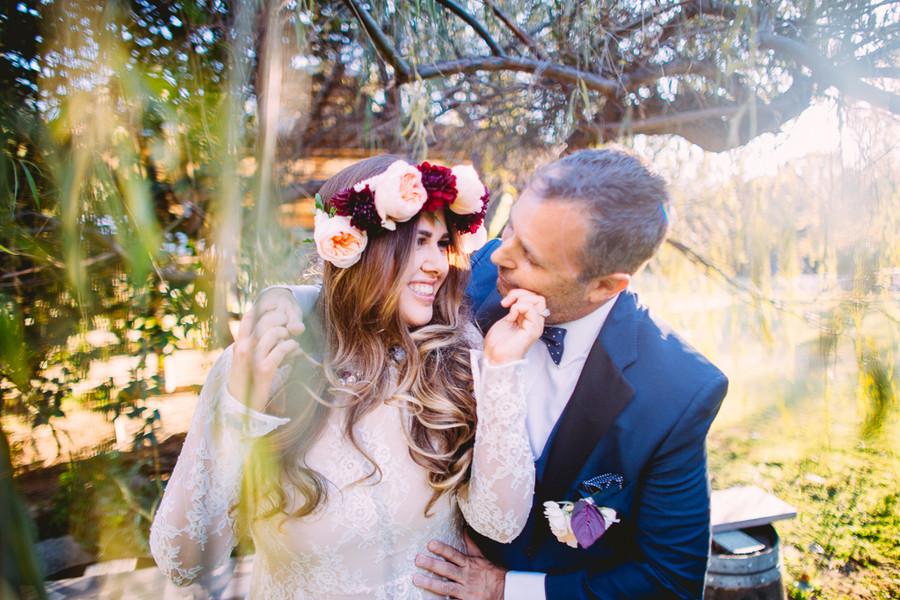 Calamigos Ranch Wedding// Hillary + Dirk