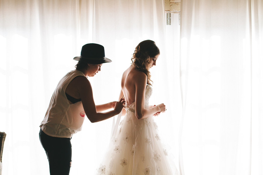 Rustic Wedding in Malibu styled by Feathered Arrow Events!