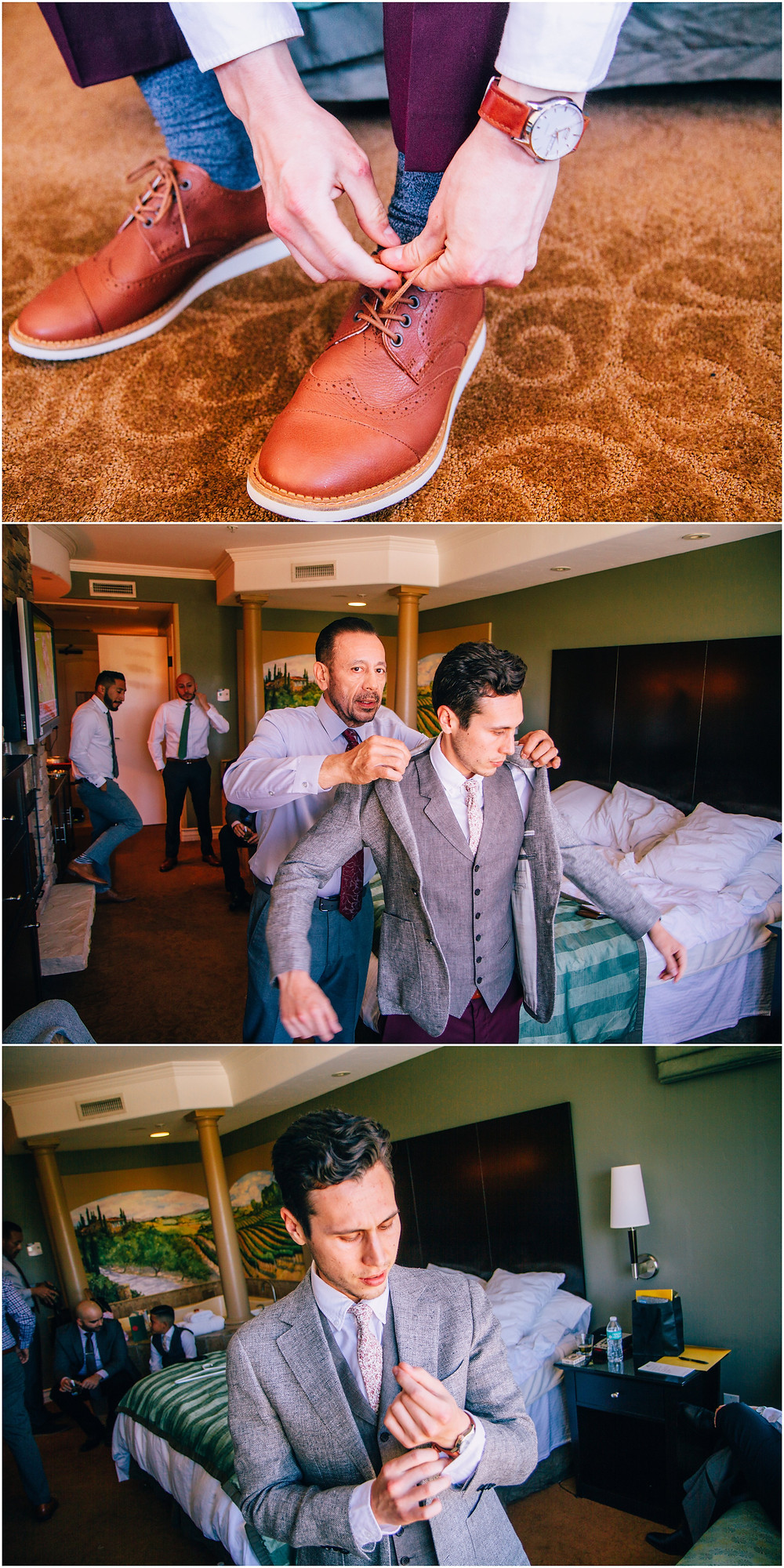 Cass Winery Paso Robles California Wedding Photography