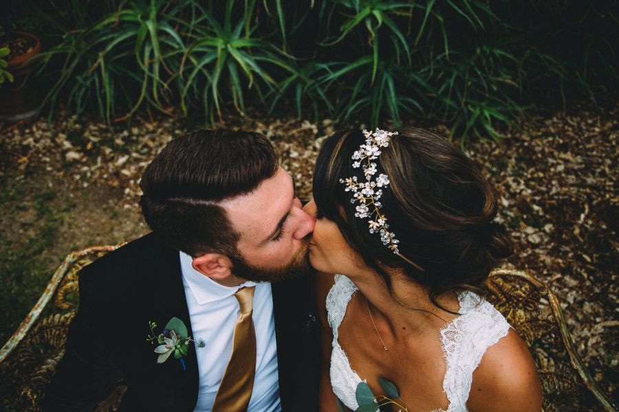 Mountain Mermaid Wedding// Caitlin + Brad