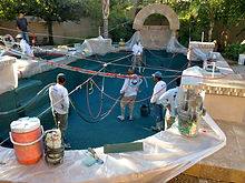 Pool Resurfacing