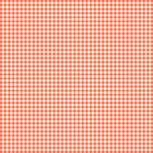Susybee Gingham Check - Light Coral