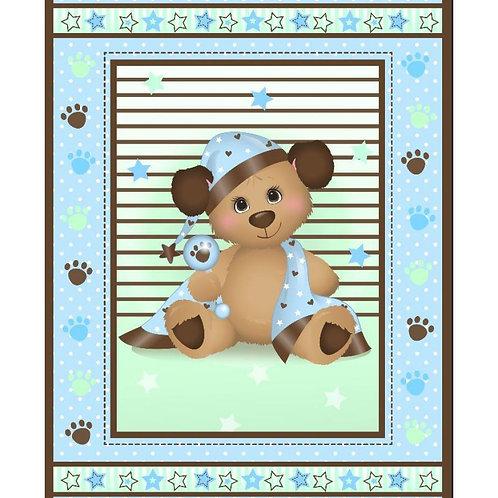 Puppy Baby Panel