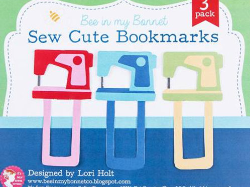 Sew Cute Bookmarks From It's Sew Emma