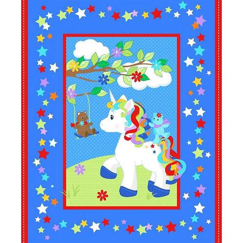 Unicorn Baby Panel