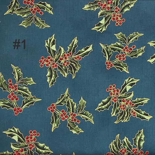 Hoffman Christmas Poinsettia Song