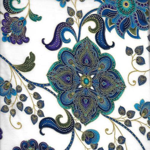 Oriental Floral -355