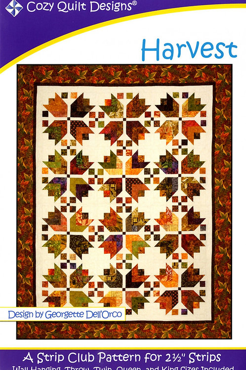 Harvest by Cozy Quilt Designs