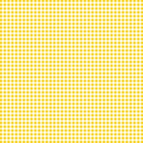 Susybee Gingham Check - Yellow