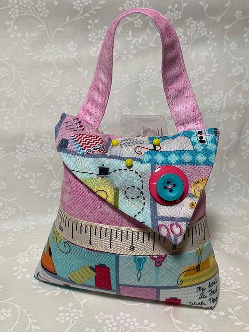 Mini-purse Pin Cushion