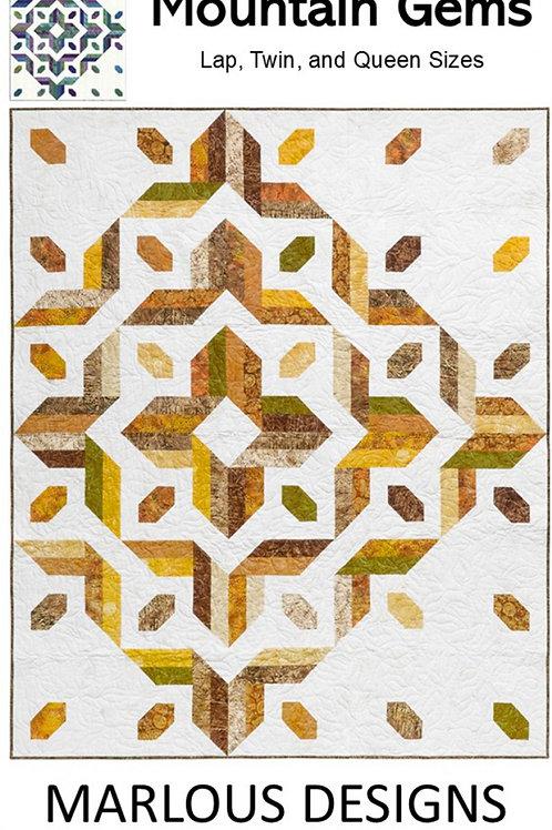 Mountain Gems Quilt Pattern