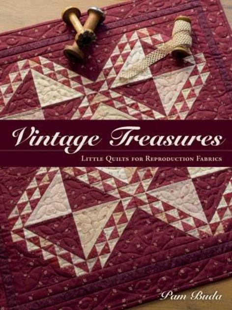 Vintage Treasures Pattern Book