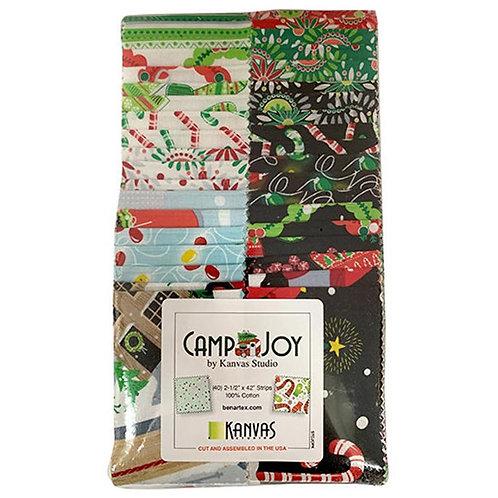 Camp Joy Strip-pies by Kanvas Studio for Benartex Fabrics