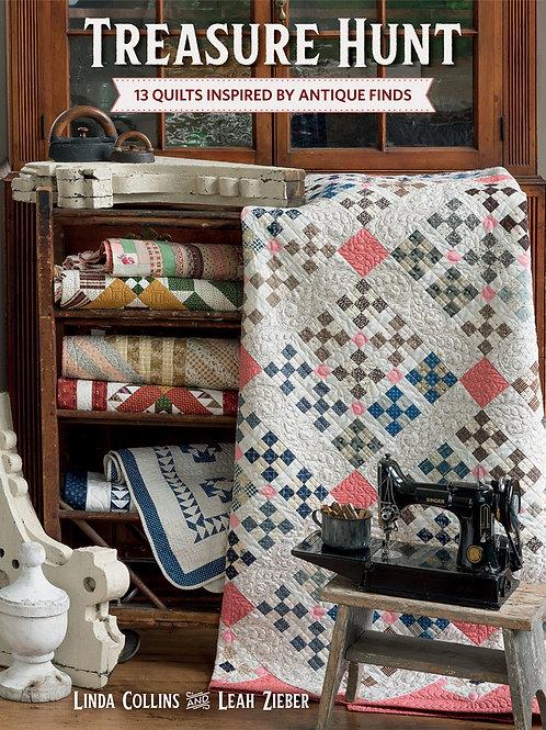 Treasure Hunt Pattern Book